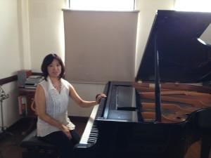 ピアノ講師 柴田悦子