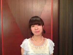 サックス講師 米山佳奈恵さん